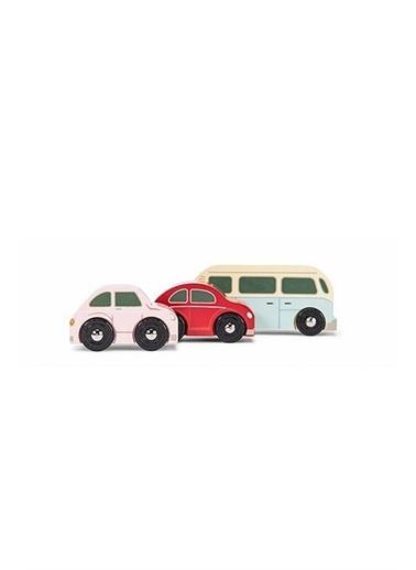 Le Toy Van Le Toy Van Retro Araç Seti Beyaz